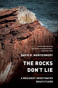 Cover The Rocks Don't Lie: A Geologist Investigates Noah's Flood