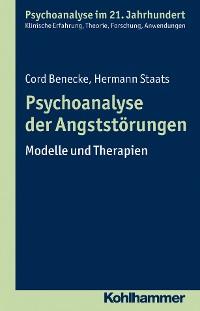 Cover Psychoanalyse der Angststörungen