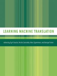 Cover Learning Machine Translation