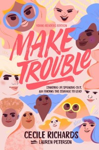 Cover Make Trouble Young Readers Edition