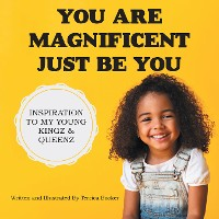 Cover You Are Magnificent Just Be You