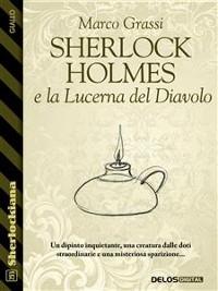 Cover Sherlock Holmes e la Lucerna del Diavolo