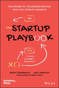 Cover The Startup Playbook