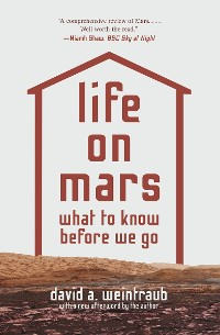 Cover Life on Mars