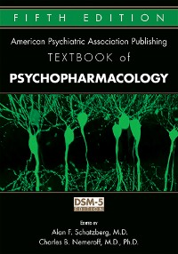 Cover The American Psychiatric Association Publishing Textbook of Psychopharmacology