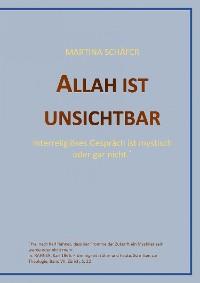 Cover Allah ist unsichtbar