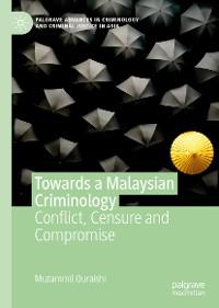 Cover Towards a Malaysian Criminology