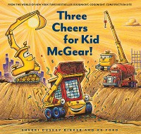 Cover Three Cheers for Kid McGear!