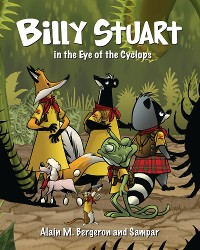 Cover Billy Stuart in the Eye of the Cyclops