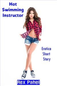 Cover Hot Swimming Instructor: Erotica Short Story