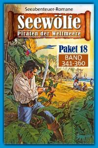 Cover Seewölfe Paket 18