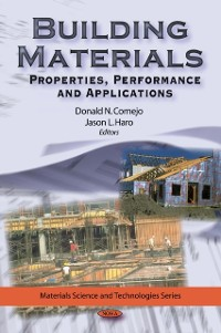 Cover Building Materials: Properties, Performance and Applications