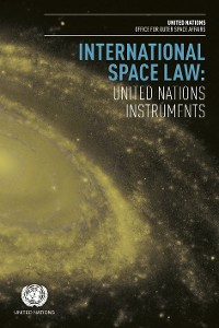 Cover International Space Law