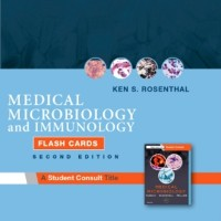 Cover Medical Microbiology and Immunology Flash Cards E-Book