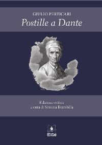 Cover Postille a Dante