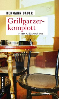 Cover Grillparzerkomplott