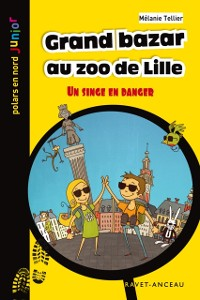 Cover Grand bazar au zoo de Lille