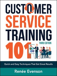 Cover Customer Service Training 101