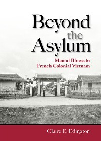 Cover Beyond the Asylum