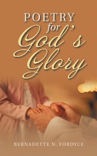 Cover Poetry for God's Glory