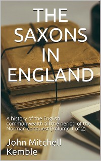 Cover The Saxons in England