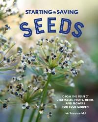 Cover Starting & Saving Seeds
