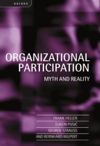 Cover Organizational Participation
