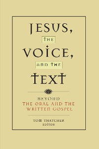 Cover Jesus, the Voice, and the Text