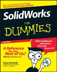 Cover SolidWorks For Dummies