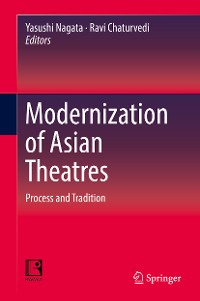 Cover Modernization of Asian Theatres