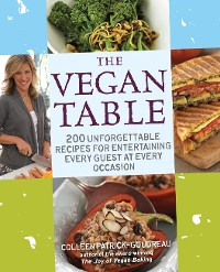 Cover The Vegan Table