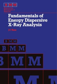 Cover Fundamentals of Energy Dispersive X-Ray Analysis
