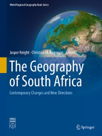 Cover The Geography of South Africa