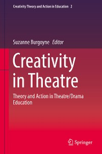 Cover Creativity  in Theatre