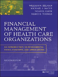 Cover Financial Management of Health Care Organizations
