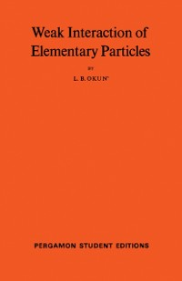 Cover Weak Interaction of Elementary Particles