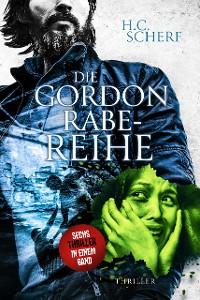 Cover Die Gordon Rabe-Reihe