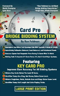 Cover Card Pro Bridge Bidding System