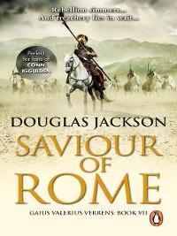 Cover Saviour of Rome