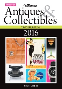 Cover Warman's Antiques & Collectibles 2016 Price Guide