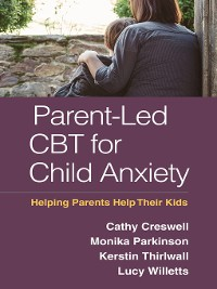 Cover Parent-Led CBT for Child Anxiety
