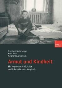 Cover Armut und Kindheit