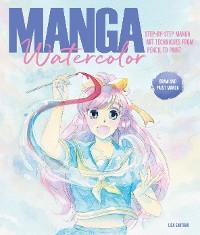 Cover Manga Watercolor