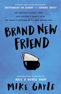 Cover Brand New Friend
