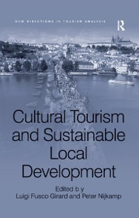 Cover Cultural Tourism and Sustainable Local Development