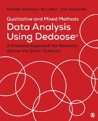 Cover Qualitative and Mixed Methods Data Analysis Using Dedoose