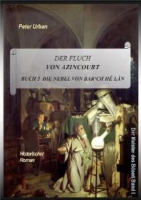 Cover Der Fluch von Azincourt Buch 2