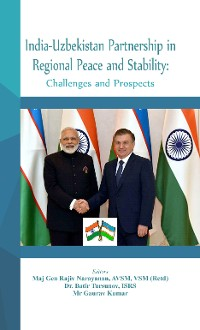 Cover India - Uzbekistan Partnership in Regional Peace and Stability