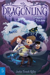 Cover Dragon Trouble