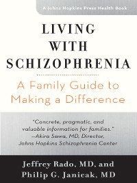 Cover Living with Schizophrenia